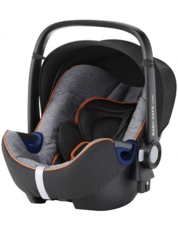 Детское автокресло Britax Roemer Baby-Safe² Black Marble