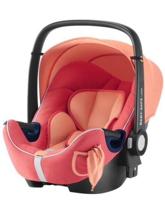 Детское автокресло Britax Roemer Baby-Safe² i-Size Coral Peach