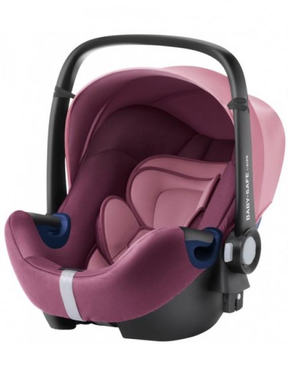 Детское автокресло Britax Roemer Baby-Safe² i-Size Wine Rose