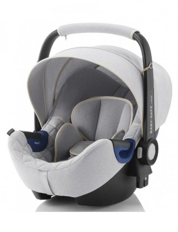 Детское автокресло Britax Roemer Baby-Safe² i-Size Nordic Grey