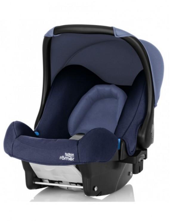 Детское автокресло Britax Roemer Baby-Safe (группа 0+, до 13 кг) Moonlight Blue