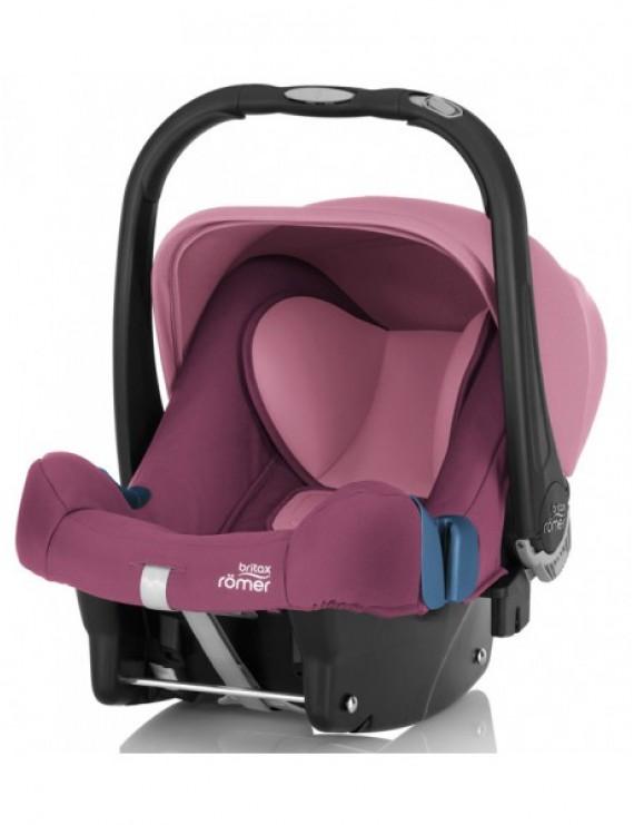 Детское автокресло Britax Roemer Baby-Safe plus SHR II (группа 0+, до 13 кг) Wine Rose