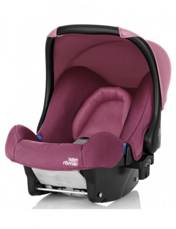 Детское автокресло Britax Roemer Baby-Safe (группа 0+, до 13 кг) Wine Rose