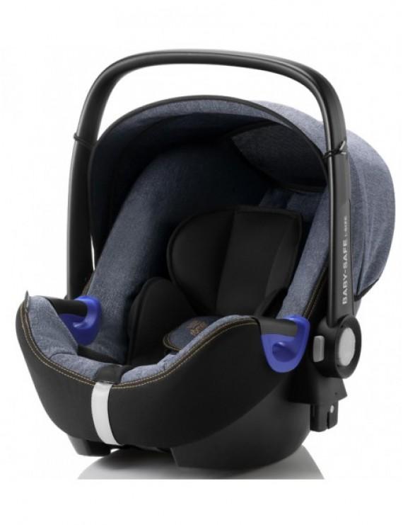 Детское автокресло Britax Roemer Baby-Safe i-Size Blue Marble