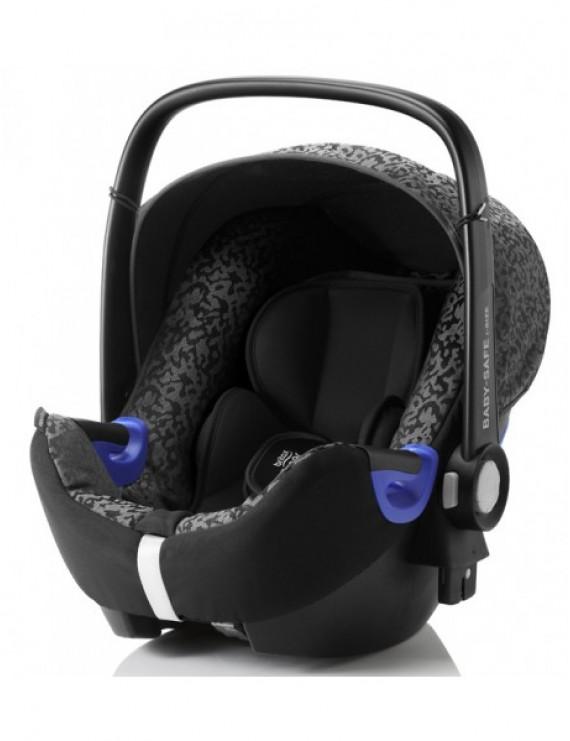 Детское автокресло Britax Roemer Baby-Safe i-Size Mystic Black