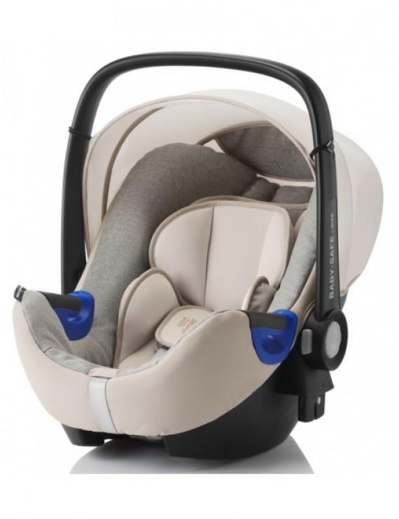 Детское автокресло Britax Roemer Baby-Safe i-Size Sand Marble