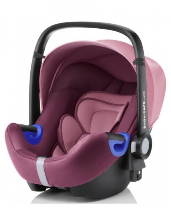 Детское автокресло Britax Roemer Baby-Safe i-Size Wine Rose