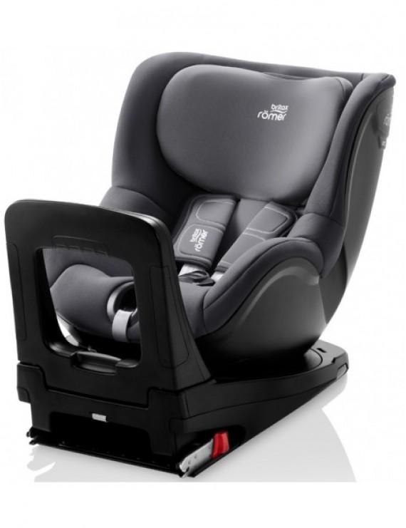 Детское автокресло Britax Roemer Dualfix M i-Size Storm Grey