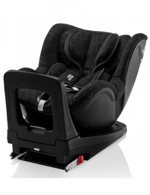 Детское автокресло Britax Roemer Dualfix i-Size Crystal Black