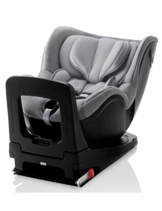 Детское автокресло Britax Roemer Dualfix i-Size Grey Marble