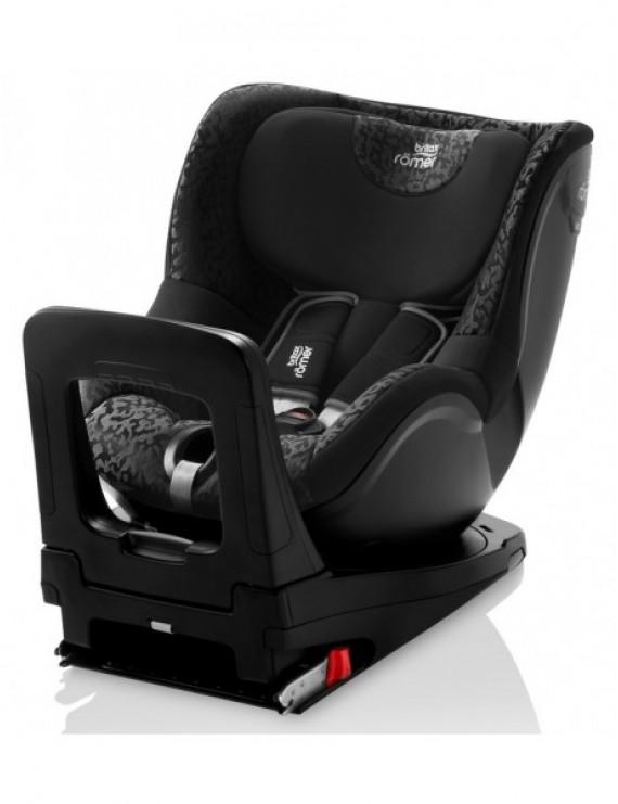 Детское автокресло Britax Roemer Dualfix i-Size Mystic Black