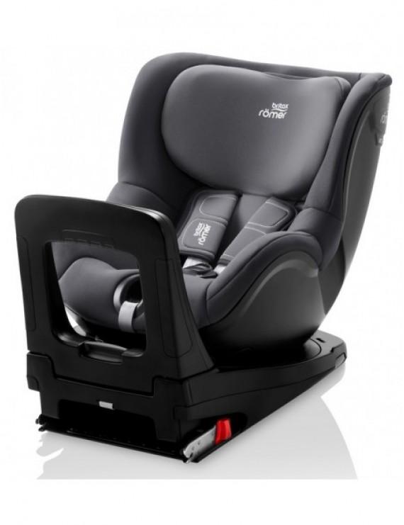 Детское автокресло Britax Roemer Dualfix i-Size Storm Grey