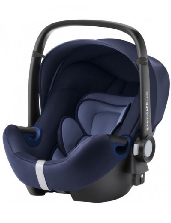 Детское автокресло Britax Roemer Baby-Safe² i-Size Moonlight Blue