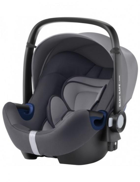 Детское автокресло Britax Roemer Baby-Safe² i-Size Storm Grey