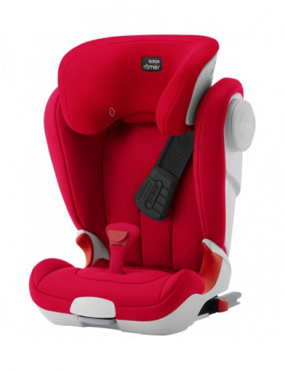 Детское автокресло Britax Roemer Kidfix II XP SICT (группа 2-3, от 15 до 36 кг) Fire Red