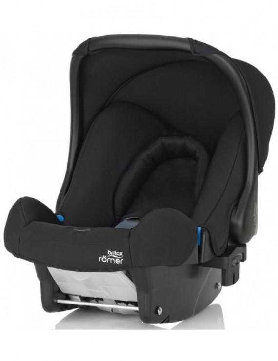 Детское автокресло Britax Roemer Baby-Safe (группа 0+, до 13 кг) Cosmos Black