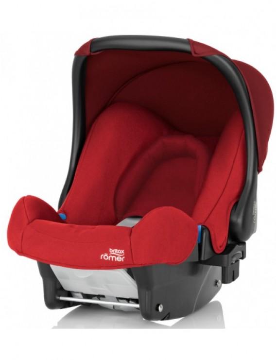 Детское автокресло Britax Roemer Baby-Safe (группа 0+, до 13 кг)Flame Fed