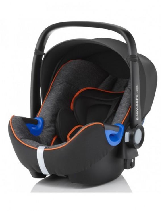 Детское автокресло Britax Roemer Baby-Safe i-Size Black Marble