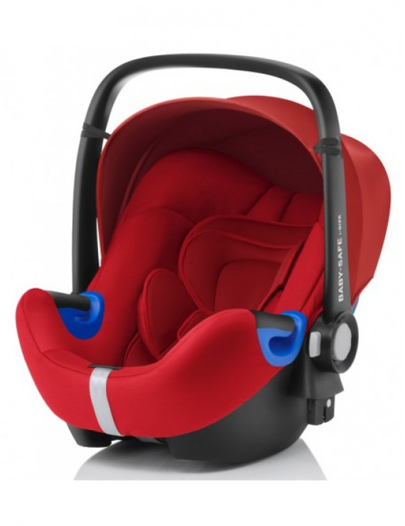 Детское автокресло Britax Roemer Baby-Safe i-Size Flame Red