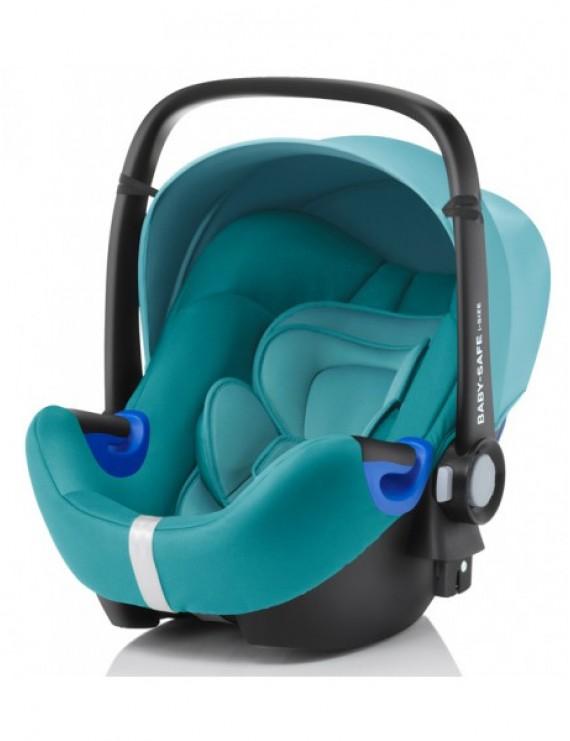 Детское автокресло Britax Roemer Baby-Safe i-Size Lagoon Green