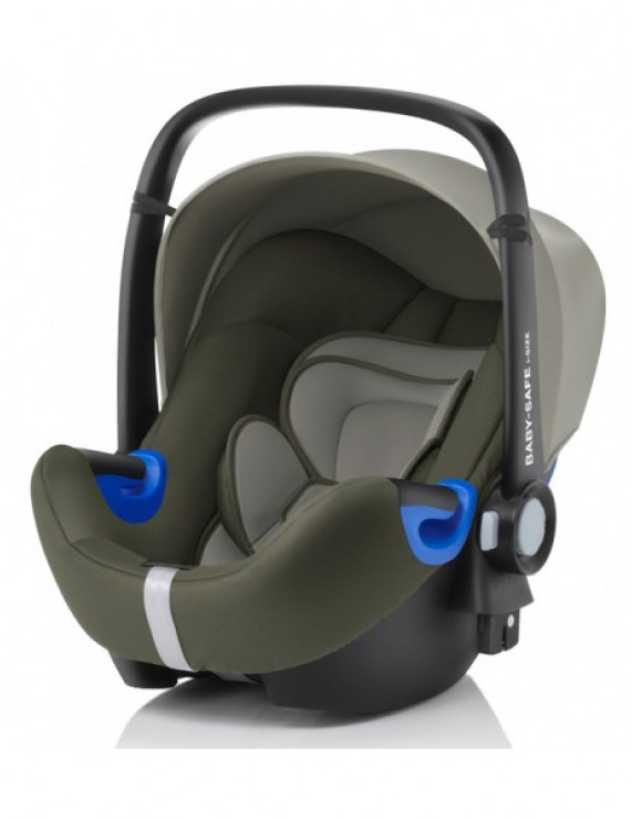 Детское автокресло Britax Roemer Baby-Safe i-Size Olive Green
