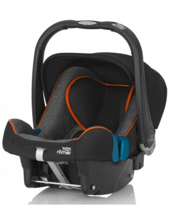 Детское автокресло BABY-SAFE plus SHR II Black Marble
