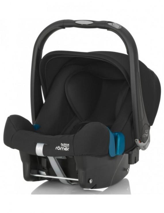 Детское автокресло BABY-SAFE plus SHR II Cosmos Black