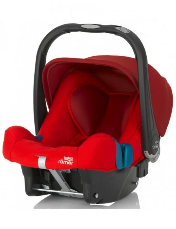 Детское автокресло BABY-SAFE plus SHR II Flame Red