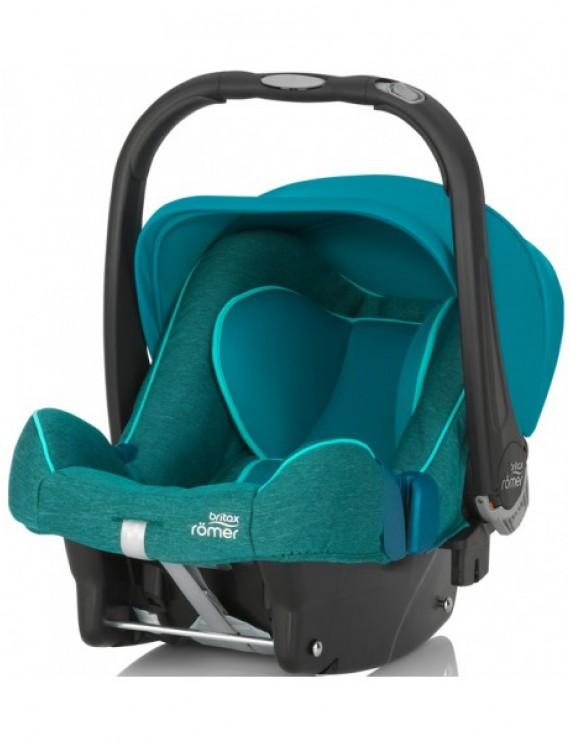 Детское автокресло BABY-SAFE plus SHR II Green Marble