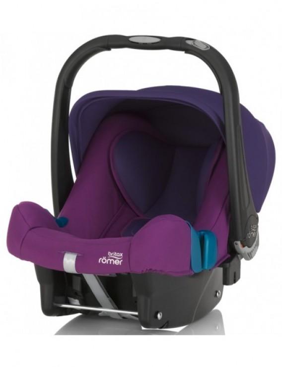 Детское автокресло BABY-SAFE plus SHR II Mineral Purple