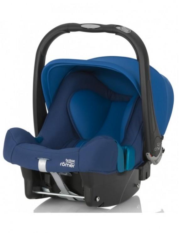 Детское автокресло BABY-SAFE plus SHR II Ocean Blue
