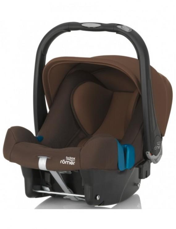 Детское автокресло BABY-SAFE plus SHR II Wood Brown