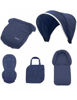 Набор цветных вставок Colour pack для колясок Oyster2/MAX Oxford Blue