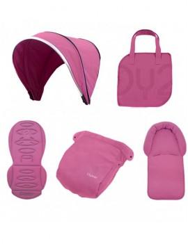 Набор цветных вставок Colour pack для колясок Oyster2/MAX Wow Pink